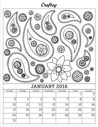 January Coloring Calendar pages calendar 2016 december printable checklist,calendar free on large printable calendar templates