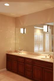 custom bathroom lighting. fine custom bathroom  lighting modern double sink vanities with  wooden panels design also wonderful large to custom
