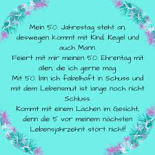 Geburtstagswünsche Zum 50 Für Meinen Mann New Einladung Zum 50