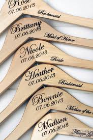 1 personalized wedding hanger with arm inscription wooden Engraved Wedding Hangers Uk like this item? personalized wedding hangers uk