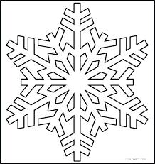 Drawing Templates Free Free Printable Snowflake Templates Darkel Info