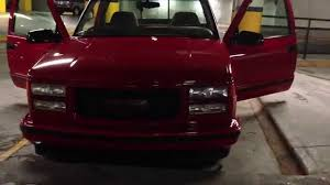 1998 CHEVROLET CHEYENNE 400 SS PROCAR - YouTube
