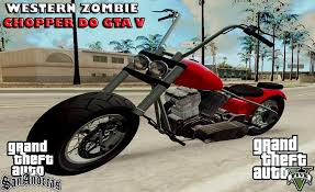 The western zombie chopper is a motorcycle featured in gta online, added to the game as part of the 1.36 bikers update on october 4, 2016. Facebook