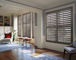 plantation shutters are a versatile window treatment that can increase your home s architectural design when decorating with plantation shutters