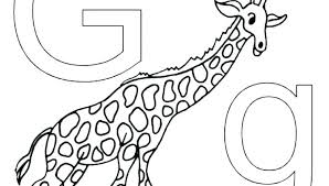 Wild Animals Coloring Pages Wildlife Alphabet Pictures Of For Pictur