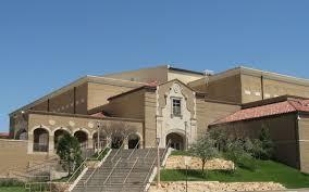 Campus Design Lubbock Tx The United Spirit Arena On The Beautiful Campus Of Texas