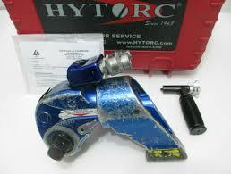 Hytorc Mxt Torque Chart