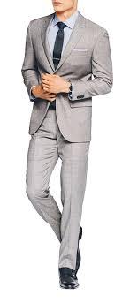 Light Grey 2 Piece Suit Buy Spazeup Mens Wide Twill Light Grey 2 Piece Party Wear