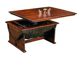 coffee table tables rustic barrel and end amish mission style image 0 coffee table furniture amish