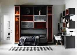 Home office with murphy bed Convertible California Closets Multifunctional Horizontal Wall Bed Combo Lets Room Be Used As Guest Bedroom As Well As Home Office Omniwearhapticscom Murphy Beds Now You See Them Again In Home Design The Denver Post