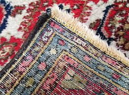 changes in handmade oriental rug colour
