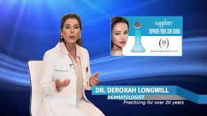 Sapphire Blue Light Therapy Blue Light 4 1 Youtube