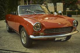 Do not ignore the retro Fiat 124 Spider as a possible investment ...