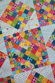 1047 best Cool Quilt Patterns images on Pinterest | Creative ... & This is the way I'll make my 2016 scrap quilt: Squaretastic is a Adamdwight.com