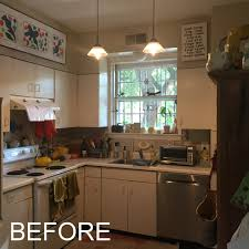 Add Drawers To Kitchen Cabinets Before After Bullseye Wood Specialties Llc