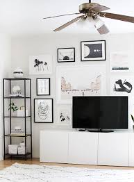 How To Hang A Gallery Wall Homey Oh My