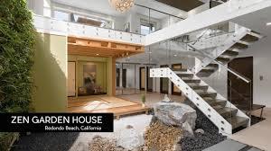House Interior Garden Design Japanese Architecture Design 137 Zen Garden House Redondo Beach California