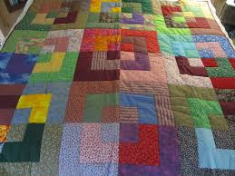 Bluebird Gardens Quilts and Gifts & Squares Quilt Throw Wall Hanging Adamdwight.com