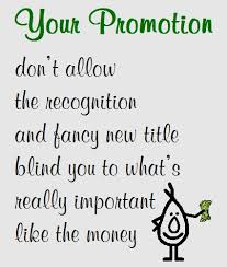 Congrats On Your Promotion Your Promotion A Funny Congrats Poem Free Promotion