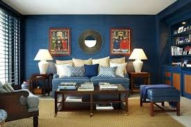 blue living room ideas choose a secondary color to go with your main choice this blue blue living room