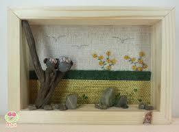 Decorazioni Per Cameretta Dei Bambini : Pebble art decorazione camerette dei bambini owl wall