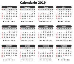 Calendario 2019 Da Stampare Gratis Assiom Forex Associazione