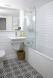 black and white bathroom tiles. By Ena Russ Last Updated: 22.11.2017 Black And White Bathroom Tiles A