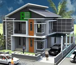 gambar rumah minimalis 2 lantai sederhana 2017 urumahminimalis com