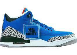 Jordan 3 Retro <b>DJ Khaled Father</b> of Asahd - Sneakers