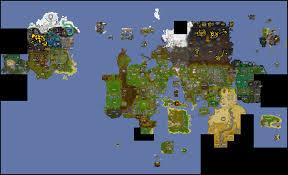 world map old school runescape throughout  runescape