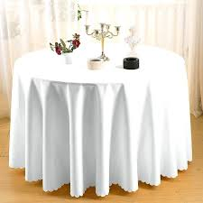 tablecloths for round table inch round table cloth tablecloth polyester easy care plain white table cloth tablecloths for round table