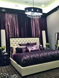 Delighful Elegant Bedroom Designs Purple Dramatic And With This Backdrop Intended Creativity Ideas