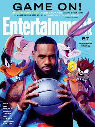 LeBron James on taking the Space Jam ...