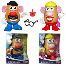 mr and mrs potato head toys. Beautiful Head Mr Potato Head OR Mrs Toy Fun Heads With 12 Pieces Accessories  NEW  EBay Inside And Toys R
