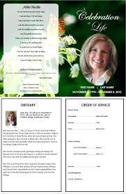Memorial Announcement Cards Death Announcement Templates Memorial Announcement Template Memorial