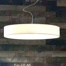 pendant large drum light ceiling lighting shade fabric lights black with regard to modern house ligh