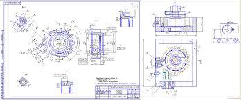Курсовая работа по технологии машиностроения курсовое  Курсовой проект Технологический процесс изготовления детали Крышка