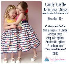 Candy Castle Patterns
