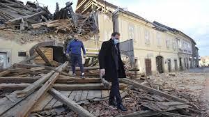 Croatia earthquake: At least seven dead ...