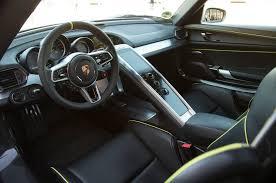 porsche 918 spyder interior. 990 porsche 918 spyder interior