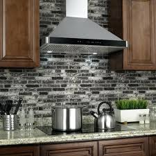 akdy 30 inch wall mount stainless steel kitchen vent range hood
