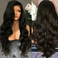 curly brazilian virgin remy human hair lace front wig full wigs with baby hair 2 2 of 8