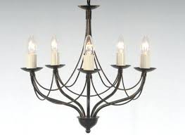 enchanting wrought iron candle chandelier at the 5 arm uk exquisite in 6 handcrafted col