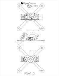 Mini Quadcopter Wiring Diagram