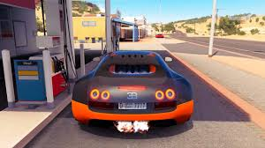 One of the fastest cars in the game. Forza Horizon 3 Bugatti Veyron Gameplay Hd 1080p Youtube