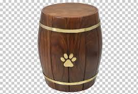 urn barrel wood cat pet wooden barrel png clipart
