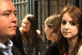 Deanna Knox (R), sister of Amanda Knox, arrives in Perugia's Court of Appeal for a session of Amanda Knox's appeal against her murder conviction on March 26 ... - Deanna%2BKnox%2BAppeal%2BTrial%2BAmanda%2BKnox%2BContinues%2BuXEtNZPjzSvl