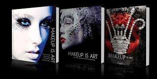 created by aofm this gorgeous yet practical book on the art of makeup will be perfect