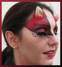 3000 devil makeup lips