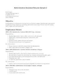 Objective Statement For Administrative Assistant Resume Nursing Objectives For Resume Coachfederation